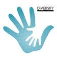 Diversity people design eps 10 vector image