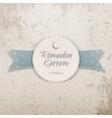 ramadan kareem eid mubarak festive label vector image