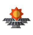 clean energy related icon image vector image vector image