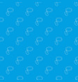 headlamp reflector pattern seamless blue vector image