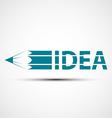 Logo design Stock vector image vector image