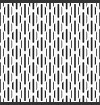 seamless geometric pattern striped rhombuses vector image vector image