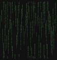 streaming binary code vector image