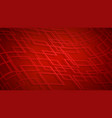 abstract background of intersecting squares vector image vector image