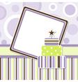 Birthday celebration card