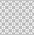 simple seamless geometric pattern - grid vector image