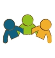 avatar people icon vector image vector image