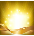 Lights Backgrounds With Sunburst vector image