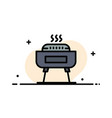 barbeque celebration festivity holiday business vector image vector image