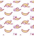 cute seamless pattern art vector image