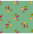 happy thanksgiving seamless pattern vector image vector image