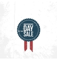 independence day 4th of july sale holiday emblem vector image