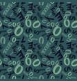 seoul creative pattern vector image