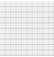 White ceramic tile background vector image vector image