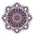 Abstract Hand-drawn Mandala 8 vector image vector image