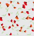 flower ornament good for web print and wrapping vector image vector image