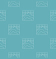 graph pattern seamless vector image vector image
