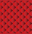 red sofa seamless pattern vector image