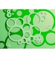 Set of Bright Abstract Circles Frames Design vector image
