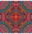 Abstract ornametal ethnic tribal pattern vector image vector image