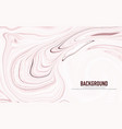abstract pastel pink marbled surface vector image