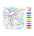 math education for little children coloring book