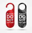 Shopping and retail tags vector image