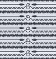 native ethnic background art vector image vector image