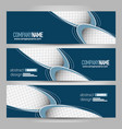 Banner template abstract background