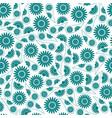 green paisley design seamless pattern image vector image vector image