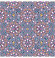 Tangled modern pattern based arabic vector image