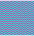 Pink and blue waves seamless background vector image