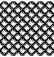 Design seamless uncolored diagonal pattern vector image