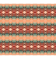 Retro pattern with swirls EPS 10 vector image vector image