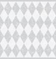 silver grey geometric diamonds abstract vector image vector image