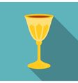 Passover grail icon vector image