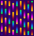 abstract gradient colored stripes vector image