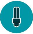energy saver icon vector image vector image