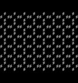 Seamless pattern abstract geometric figure of