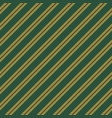 green yellow striped texture seamless pattern vector image vector image