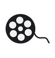 film film icon vector image vector image