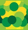 confetti seamless pattern vector image