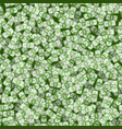 dollar seamless pattern background vector image vector image