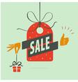 Good sale vector image vector image
