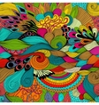 Seamless pattern abstract background with colorful vector image