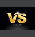 combination letter vs v s gold golden alphabet