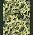 digital fashionable camouflage seamless vector image vector image