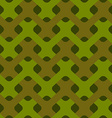 Military weaving seamless pattern Army abstract vector image vector image