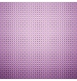 Beautiful pattern tiling Pink purple and white vector image