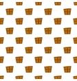 Double door pattern cartoon style vector image vector image